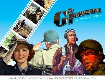The 6th Annual GI Film Festival