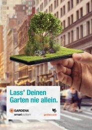Smartsystem Katalog Gardena 2020