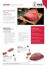 Pier7 Lagerverkauf Frischfleisch