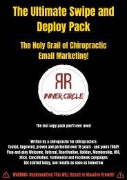 The Ultimate Swipe & Deploy File
