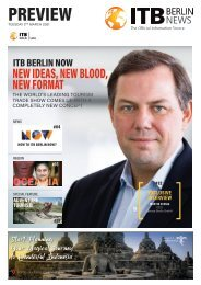 ITB Berlin News 2021 - Preview Edition