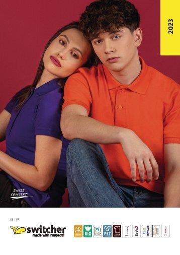 Switcher Katalog 2021