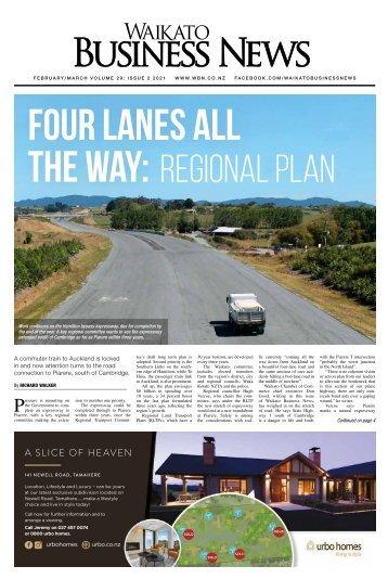 Waikato Business News February/March 2021