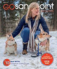 March 2021 Go Sandpoint Magazine