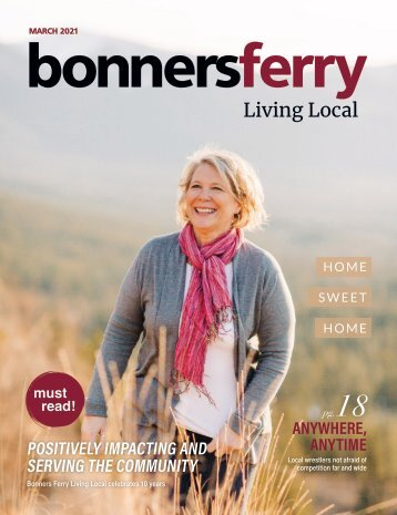 March 2021 Bonners Ferry Living Local