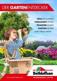 Der Gartenentdecker   HBK Dethleffsen