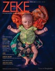 ZEKE Magazine: Spring 2021