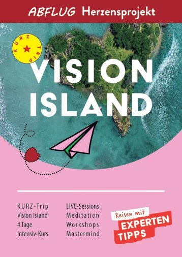 Kurz-TRIP März 2021 ♥ Reiseführer Vision Island