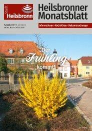 Monatsblatt Heilsbronn - März 2021