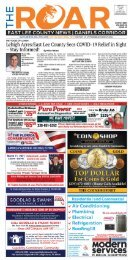 East Lee County News March 2021