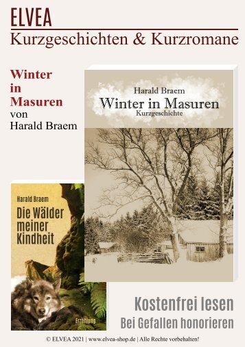Harald Braem: Winter in Masuren