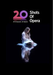 Press Book 20 Shots of Opera