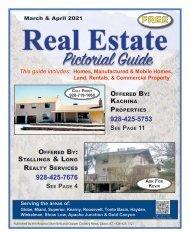 March April 2021 Real Estate Guide