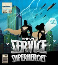 Super Heros of HHunt