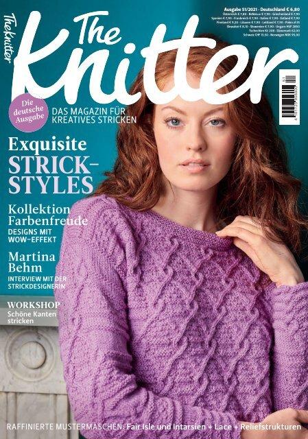 The Knitter Nr.: 51