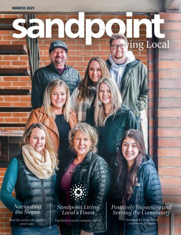 March 2021 Sandpoint Living Local