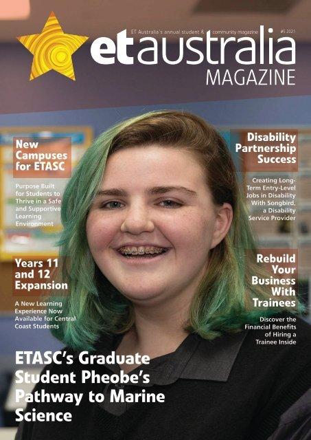 ET Australia Magazine Issue #5 March 2021