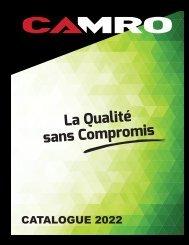 CAMRO CATALOGUE 2021-03