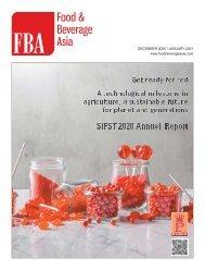 Food & Beverage Asia December 2020/January 2021
