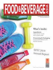 Food & Beverage Asia December 2019/January 2020