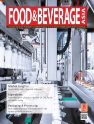 Food & Beverage Asia February/March 2020