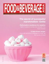 Food & Beverage Asia June/July 2020