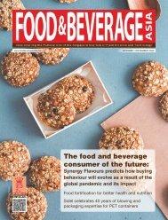 Food & Beverage Asia October/November 2020