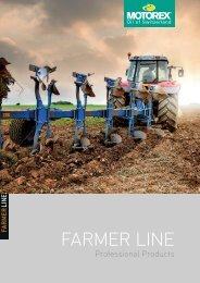 FARMER LINE Brochure DE FR IT