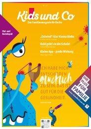 Kids und Co Berlin, Ausgabe Februar 2021