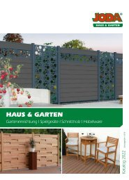 JODA Haus & Garten