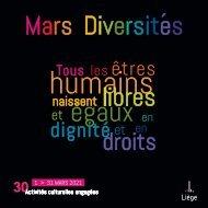 Mars Diversités 2021
