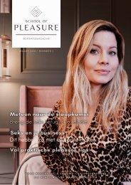 School of Pleasure Magazine maart 2021 #1
