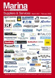 2021-22 Suppliers & Services