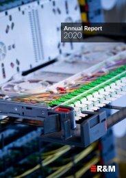 R&M Annual Report 2020
