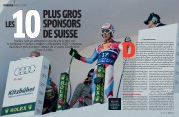 2. Credit Suisse - Sponsorize