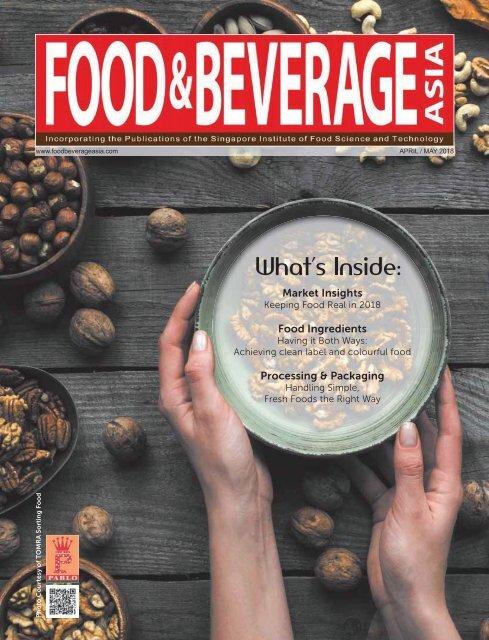 Food & Beverage Asia April/May 2018