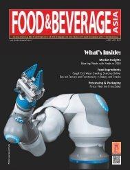 Food & Beverage Asia June/July 2018