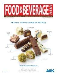 Food & Beverage Asia August/September 2018
