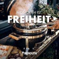 Monolith Grillen Katalog 2021