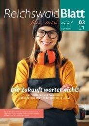 Reichswaldblatt - März 2021