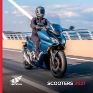 Scooter Category Brochure 2021