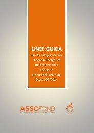Linee Guida  - Diagnosi Energetica