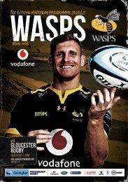 Wasps v Gloucester Rugby