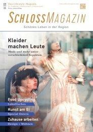SchlossMagazin Augsburg Nordschwaben + Fünfseenland März 2021