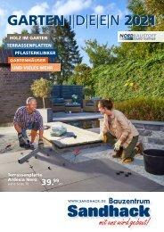 Gartenkatalog 2021 - Bauzentrum Sandhack