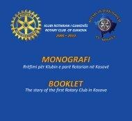 Rotary Monografia PDF - Rotary Club Of Warren Pennsylvania