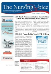 The Nursing Voice - March 2021