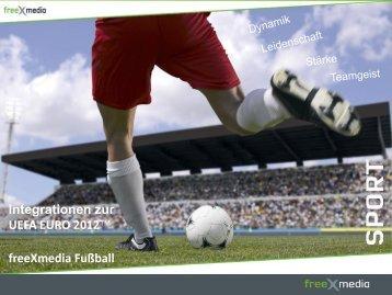 Haupt- und Live-Sponsoring der EURO 2012 - Freenet