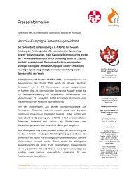 16. International Sponsoring Awards - OF consulting