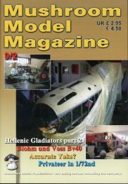 Mushroom Model Magazine vo. 9/2